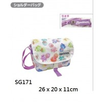 "Monchhichi x Outdoor Shoulder Bag Color Tone 斜孭 袋 SG171 ""預訂"""