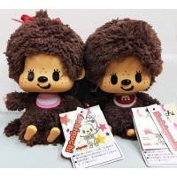 PansonWorks x Monchhichi Plush Boy & Girl ~ 香港限定 ~ 252270+252282