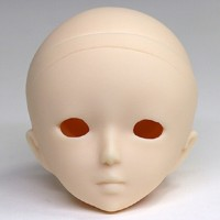 Parabox Obitsu 24cm -27cm Body Grace Head White Skin Color HD-PB-2401W