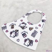 Sanrio Original Hello Kitty 118 x 275mm Reusable Mask 508374 (for Kids)