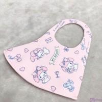 Sanrio Original Melody 118 x 275mm Reusable Mask 508473 (for Kids)