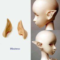 AC-PB-6000 Parabox Obitsu 60cm Body Gretel Anime Head Pixy Elf Ear