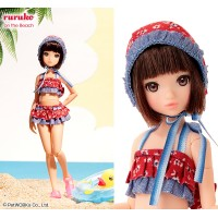 Petworks Ruruko on the Beach Girl Pure Neemo Figure XS Doll  (PRE-ORDER) 1817081