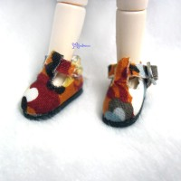 SBB009CFB Middie Blythe Hujoo Obitsu 11cm Doll Shoes Stylish