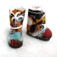 SBB010CFB Middie Blythe Hujoo Obitsu 11cm Doll Boots Stylish