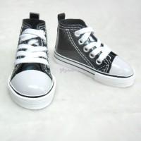 Mimiwoo SD13 1/3 Boy Shoes Metallic Sneaker Black (Foot 8cm) SHB032BLK