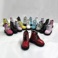 MSD Sasha Obitsu 60cm Doll Boots High Hill Shoes Red SHM049RED