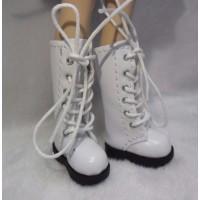 1/6 Bjd Neo B Doll Shoes Long Boots White SHP007WHE