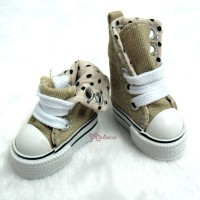 SHP092BLD Obitsu Taeyang Male Hujoo Folded Sneaker Shoes Blonde