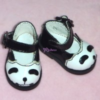 SHU019PAA Yo-SD Dollfie Doll Leeke Maryjane Shoes Panda
