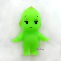 WSB003GRN Kewpie Baby 5cm Tall Mini Figure 丘比娃娃 站立 綠