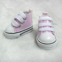 YK02PNK S Size MCC Doll Shoes Pink