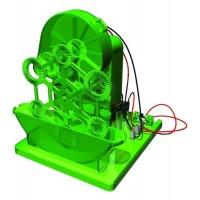 Science Assembly Kit DIY Toys Electronic Bubble Machine KJS-1