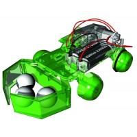 親子 兒童 科學玩具 DIY 電子鉗波車 KJS-2