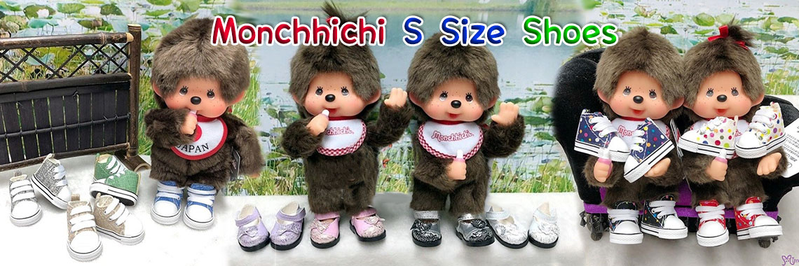 Monchhichi S size Shoes