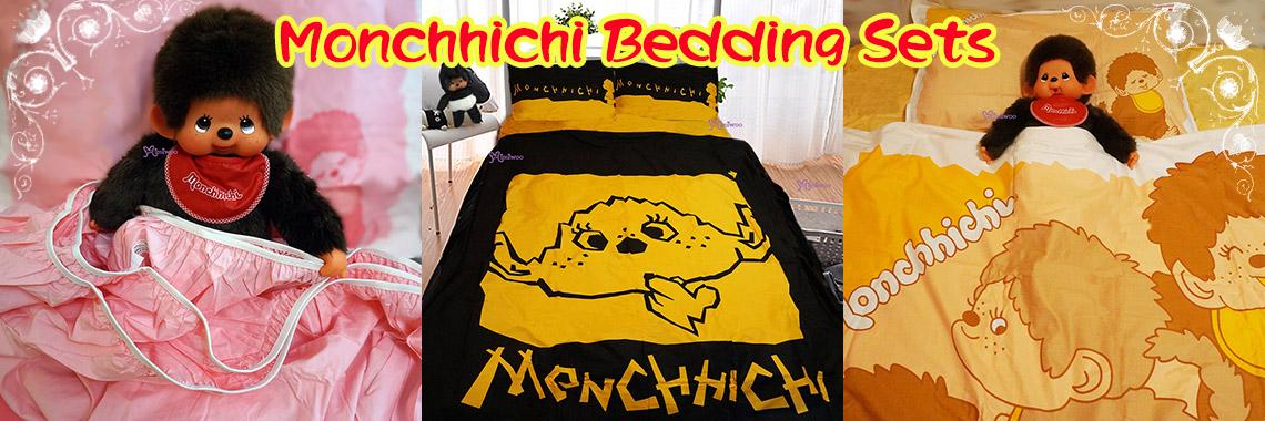 Monchhichi Bedding Sets