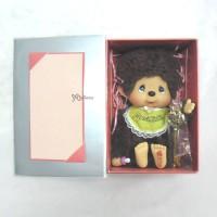 Monchhichi 40th Anniversary M MCC Box Set Poodle Boa Boy 232180