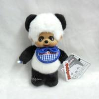 233180 Monchhichi Plush 20cm S Size Panda MCC Panchhichi Boy