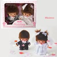 Monchhichi BBCC Bebichhichi Wedding Boy & Girl 234090