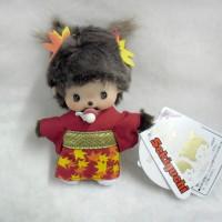 Sekiguchi Bebichhichi BBCC Plush Scarlet Maple Leaves 256190