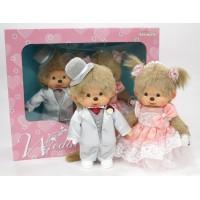 258200 Monchhichi S MCC Wedding 西洋服 結婚 禮盒