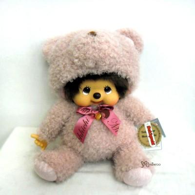 Monchhichi L Size MCC Softy Head 軟頭 Teddy Bear 259090