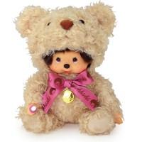 259100 Sekiguchi Monchhichi S Size Bean Bag Plush MCC Teddy Bear