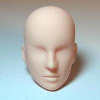 27HD-M02N Obitsu 1/6 Male Doll Head - 02 Natural