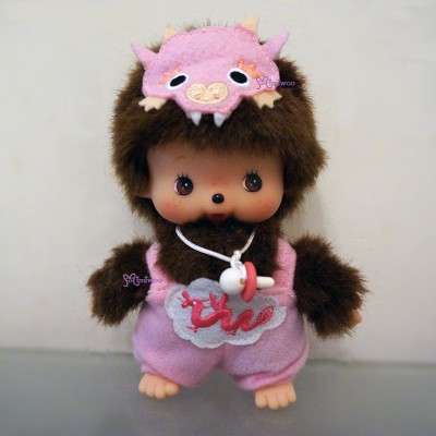 Monchhichi Bebichhichi BBCC Plush Year of Dragon 294420