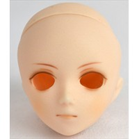 HD-PB-AKI Parabox 21-27cm Obitsu Figure Makeup Aki Head (White)
