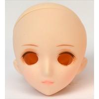 HD-PB-KAY-AW Parabox Obitsu 27cm Doll Makeup Head White Kay A