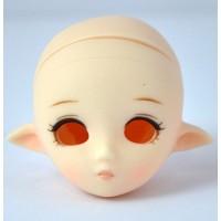HD-PB-PFB Obitsu 23cm 21cm 11cm Petite Fairy Painted Head B