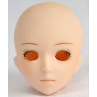 HD-PB-YUKI Parabox 21-27cm Obitsu Figure Makeup YUKI Head White