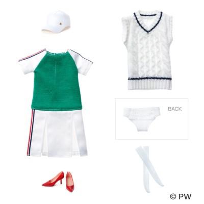 Petworks CCS 19SS Momoko 27cm Sport Fashion Girl Doll Tennis Wear 1119051 PRE-ORDER