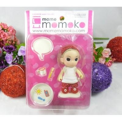 Mame Momoko Good Morning 10cm 可動 膠公仔 216100