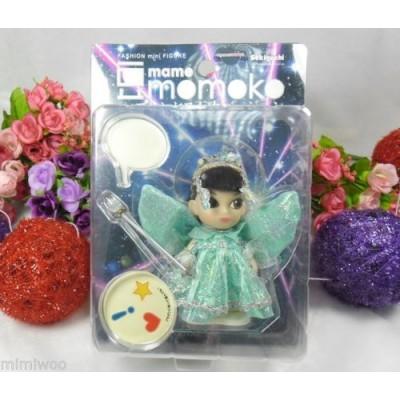 Mame Momoko Angel Wings Girl 10cm 可動 膠公仔 818530