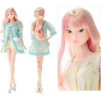 Momoko Sweet Dreams Doll Fluffy Lingerie Pastel Color Fashion Girl  218561