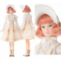 Sekiguchi Classic Girly Style Momoko 27cm Girl Doll - White Picnic ~ PRE-ORDER ~