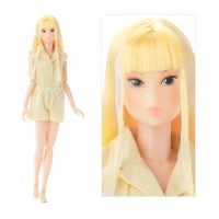 Wake Up momoko DOLL WUD027 Wakup Yellow Fashion White Skin Girl 219780