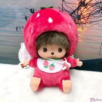 Bebichhichi Bean Bag Sitting Plush Strawberry 豆豆袋 士多啤梨 201198