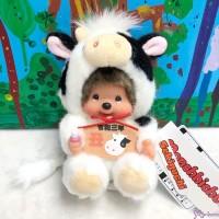Monchhichi Cow S Size Plush MCC 2021 Year of OX 生肖 牛年 202102