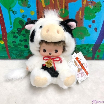 Bebichhichi Cow S Size Plush BBCC 2021 Year of OX  生肖 牛年 202133