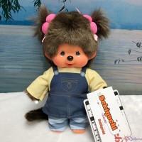229666 Monchhichi S Size Plush EURO DVD Cartoon Girl Hanae