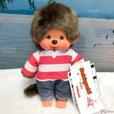 229673 Monchhichi S Size Plush EURO DVD Cartoon Boy Kauri