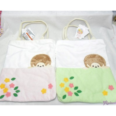 Monchhichi Pastel Flower Series - Pink Bag (立體尾巴) 手袋 231300