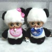 233160+233170  Sekiguchi Bebichhichi Panda BBCC Bebi Panchhichi Boy & Girl