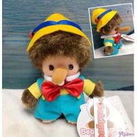 233290 Bebichhichi 13cm Plush Doll Fairy Tale BBCC Boy Pinocchio