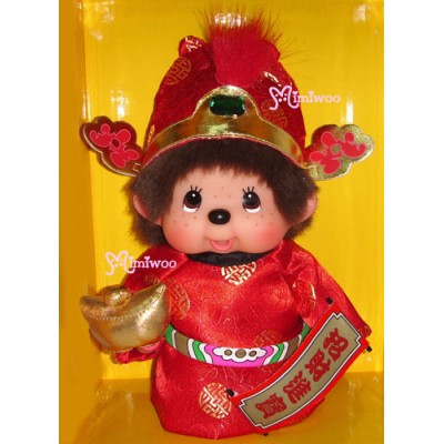 Sekiguchi Monchhichi NEW Year Limited Money God 財神  錢箱 237970