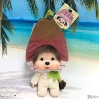 239660 Big Head Monchhichi x Chinese Food Keychain Mascot - Bamboo Shoot