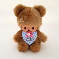 Bebichhichi S Size Plush BBCC Brown Bear 啤啤熊 243518